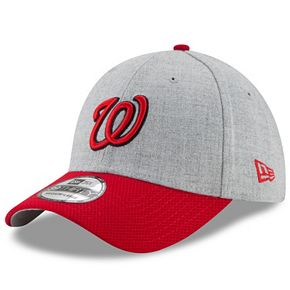 Adult New Era Washington Nationals Change Up Redux 39THIRTY Fitted Cap