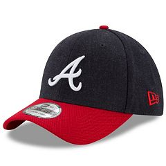 Adult New Era Atlanta Braves Change Up Redux 39THIRTY Fitted Cap