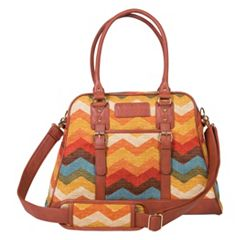 Waverly Baby by Trend Lab Carryall Diaper Bag by