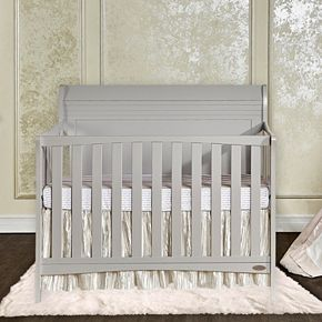 Dream On Me Bailey 5-in-1 Convertible Crib