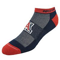 Women's Arizona Wildcats Spirit No-Show Socks