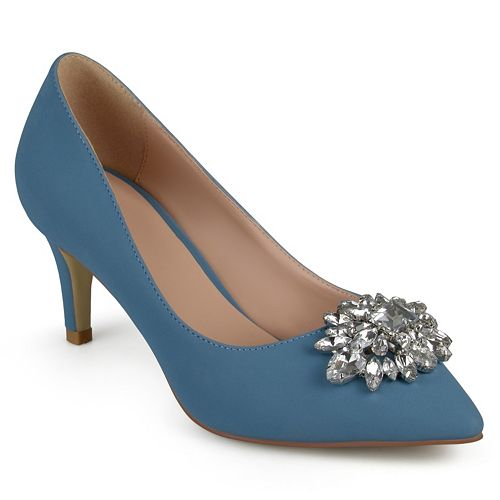 Journee Collection Kitt Women's High Heels