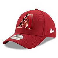 Adult New Era Arizona Diamondbacks 9FORTY Bevel Logo Adjustable Cap