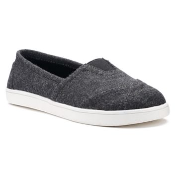 SO® Lorena Girls' Wool Sneakers