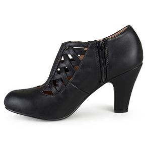 Journee Collection Reita Women's High Heel Ankle Boots
