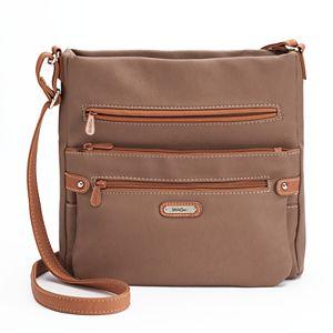 MultiSac Lorraine Hunter Crossbody Bag