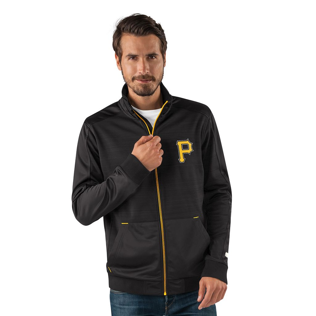 Men's Pittsburgh Pirates Player Full-Zip Lightweight Jacket