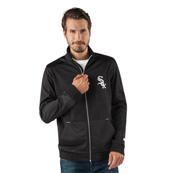 Men's Chicago White Sox Player Full-Zip Lightweight Jacket