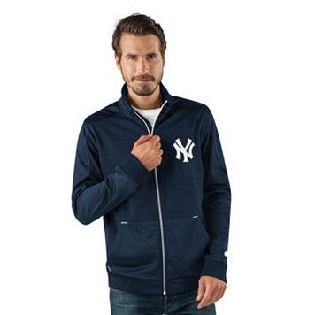 Men's New York Yankees Player Full-Zip Lightweight Jacket