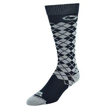 Men's Mojo Penn State Nittany Lions Argyle Socks