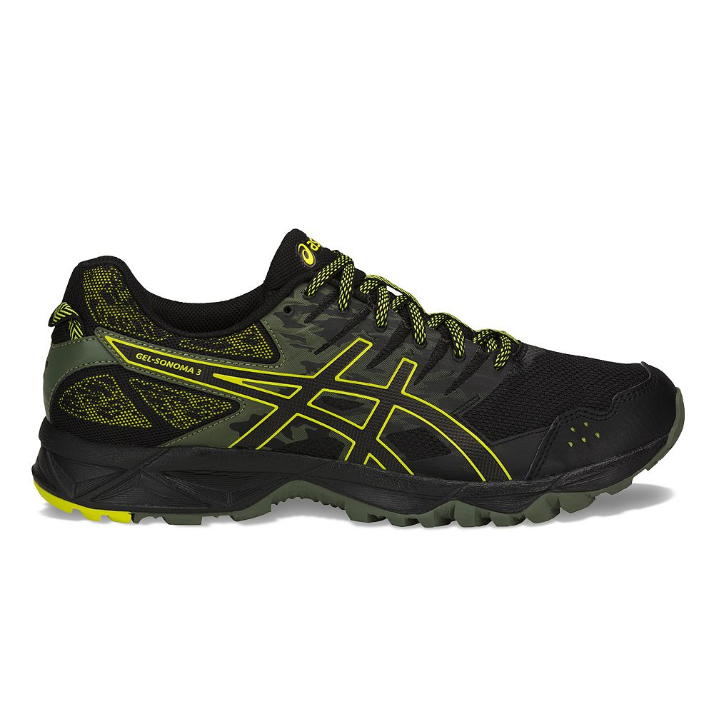 ASICS Chaussures 13265 GEL Sonoma 3 Chaussures de pour course à pied pour homme fcd2200 - kyomin.website