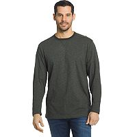 Men's Arrow Classic-Fit Mock-Layer Crewneck Sweatshirt