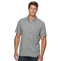 Men's Vans Line-It Button-Down Shirt