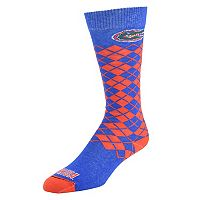 Women's Mojo Florida Gators Argyle Socks