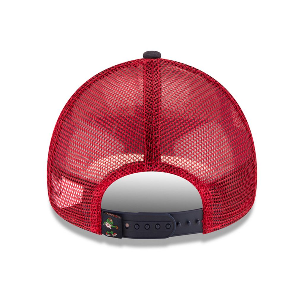 Youth New Era Boston Red Sox Logo Play 9FORTY Adjustable Cap