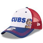 Youth New Era Chicago Cubs Logo Play 9FORTY Adjustable Cap