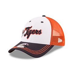 Youth New Era Detroit Tigers Logo Play 9FORTY Adjustable Cap