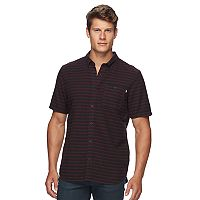 Men's Vans Line-It-Up Button-Down Shirt