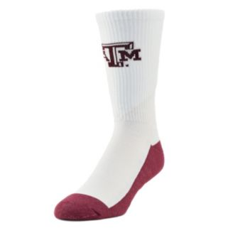 Men's Mojo Texas A&M Aggies Champ 1/2-Cushion Performance Crew Socks