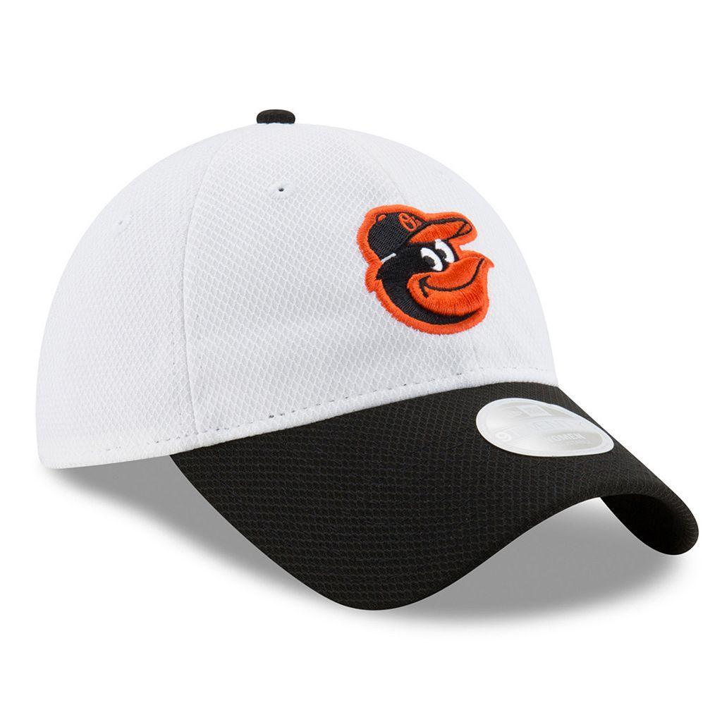 Women's New Era Baltimore Orioles 9TWENTY Perfect Adjustable Cap