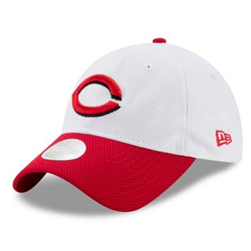 Women's New Era Cincinnati Reds 9TWENTY Perfect Adjustable Cap
