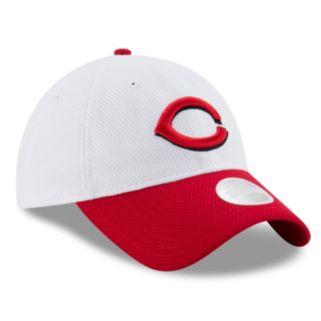 Women's New Era Cincinnati Reds 9TWENTY Perfect Adjustable Cap