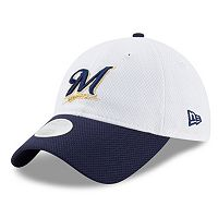 Women's New Era Milwaukee Brewers 9TWENTY Perfect Adjustable Cap