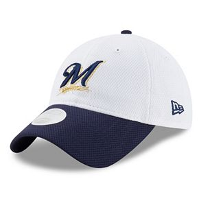 Women's New Era Milwaukee Brewers 9TWENTY Perfect Adjustable Cap