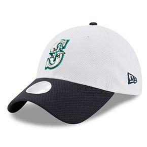 Women's New Era Seattle Mariners 9TWENTY Perfect Adjustable Cap