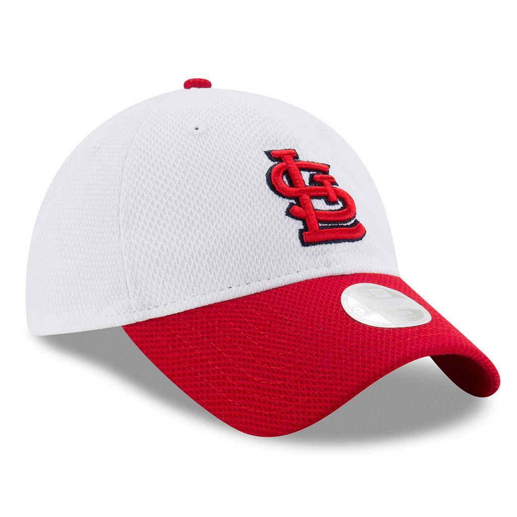Women's New Era St. Louis Cardinals 9TWENTY Perfect Adjustable Cap