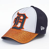 Youth New Era Detroit Tigers Shimmer Shine 9FORTY Adjustable Cap