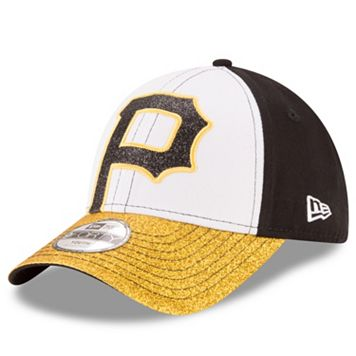 Youth New Era Pittsburgh Pirates Shimmer Shine 9FORTY Adjustable Cap