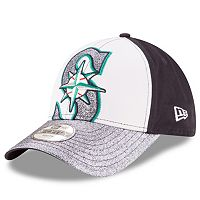 Youth New Era Seattle Mariners Shimmer Shine 9FORTY Adjustable Cap