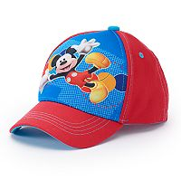 Disney's Mickey Mouse Toddler Boy 3D Graphic Cap