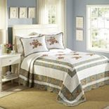 Modern Heirloom Loretta Bedspread or Sham