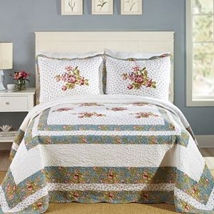 Modern Heirloom Loretta Bedspread