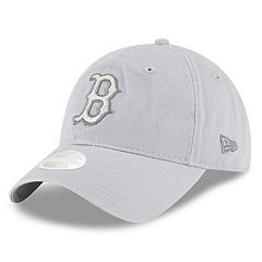 Women's New Era Boston Red Sox 9TWENTY Glisten Adjustable Cap