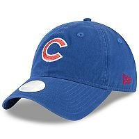 Women's New Era Chicago Cubs 9TWENTY Glisten Adjustable Cap