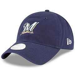 Women's New Era Milwaukee Brewers 9TWENTY Glisten Adjustable Cap