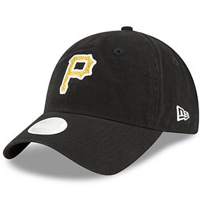 Women's New Era Pittsburgh Pirates 9TWENTY Glisten Adjustable Cap