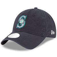 Women's New Era Seattle Mariners 9TWENTY Glisten Adjustable Cap