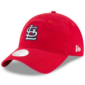 Women's New Era St. Louis Cardinals 9TWENTY Glisten Adjustable Cap