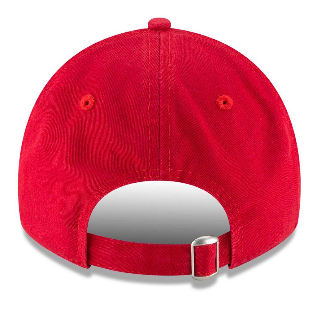 Women's New Era St. Louis Cardinals 9TWENTY Glisten Adjustable Cap