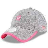 Women's New Era Cincinnati Reds Trimflect 9TWENTY Adjustable Cap