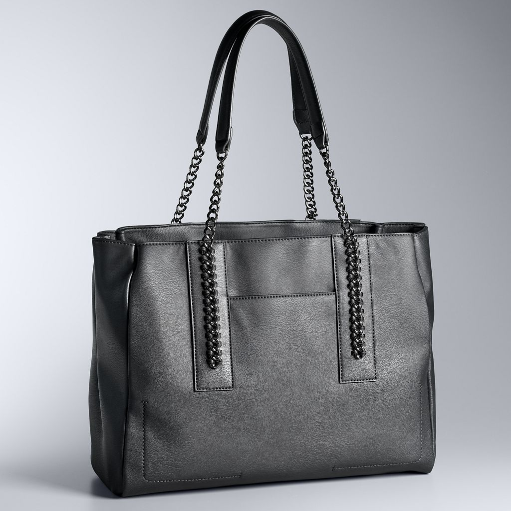 Simply Vera Vera Wang Rockbridge Large Tote
