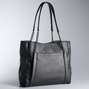 Simply Vera Vera Wang Rockbridge Tote Bag