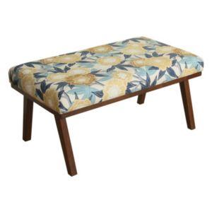 HomePop Printed Bench