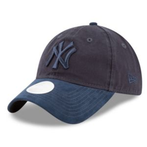 Women's New Era New York Yankees 9TWENTY Twisted Tonal Adjustable Cap