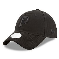 Women's New Era Pittsburgh Pirates 9TWENTY Twisted Tonal Adjustable Cap