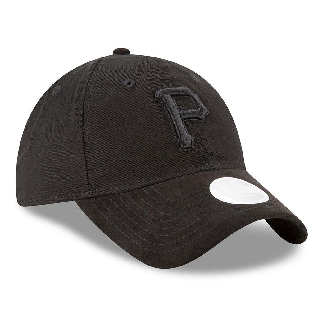 Women's New Era Pittsburgh Pirates 9TWENTY Twisted Tonal Adjustable Cap